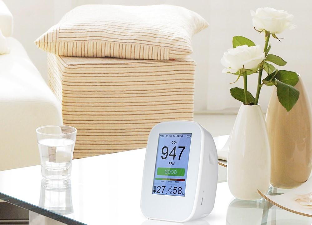 Uređaj za mjerenje kvalitete zraka