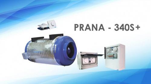 Prana 340S+